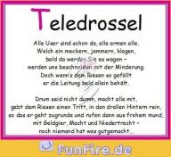 Teledrossel - Fun